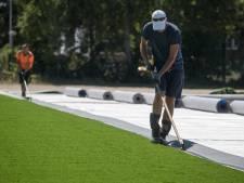 'Bedrijven in Barneveld en Lelystad knoeien met kunstgras'