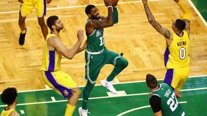 Boston Celtics breiden zegereeks verder uit, ook Warriors hebben smaak te pakken