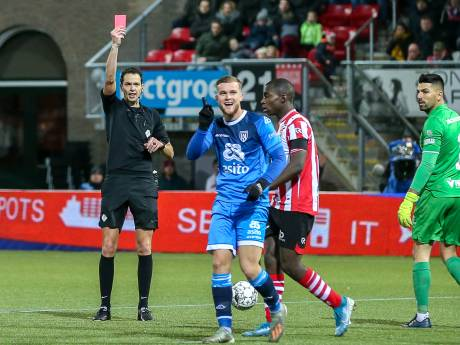 Samenvatting: Sparta Rotterdam - Heracles Almelo