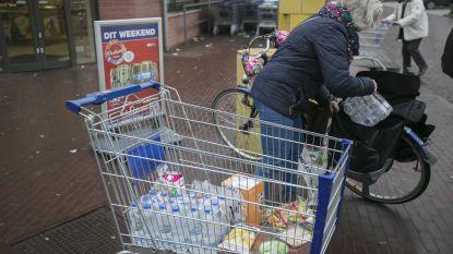 Belgische krijgt boete van 414 euro omdat ze te veel water kocht in Franse supermarkt