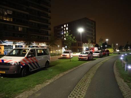 60-jarige man overleden na brand in berging appartementencomplex