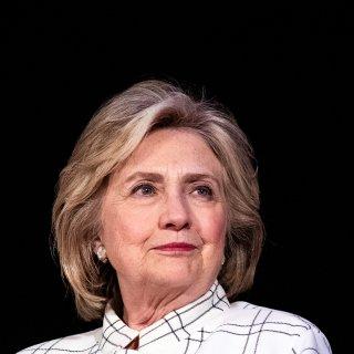Hillary Clinton: 'Veel mensen zetten me onder druk om een gooi te doen naar het Witte Huis in 2020'