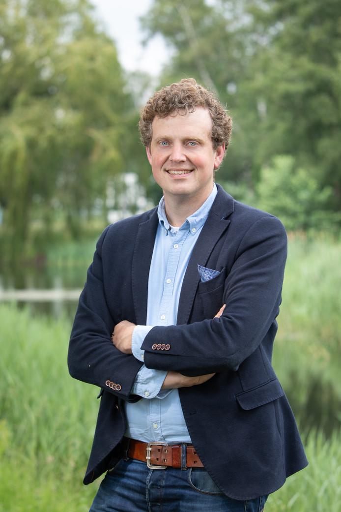 Bastiaan Meerburg.