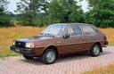 Volvo 343, het eerste Volvo-model naar de overname van de autofabriek van DAF.