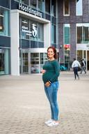 Mylene Malipaard is 26 weken zwanger.