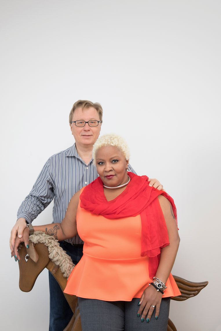 Georg Friedrich Haas en Mollena Williams-Haas
