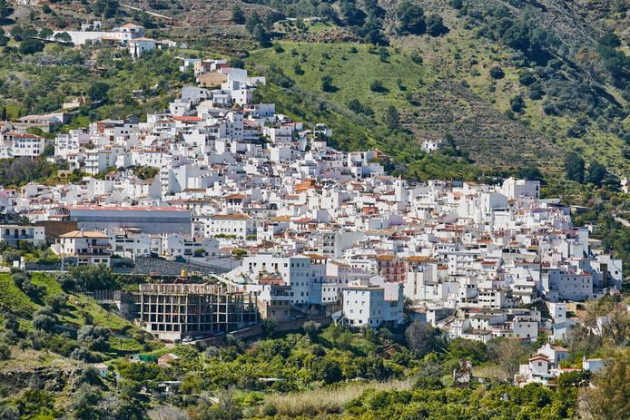 De broer van het slachtoffer vond het lichaam van zijn zus gisteravond in haar huis in Tolox, een gemeente in Malaga.