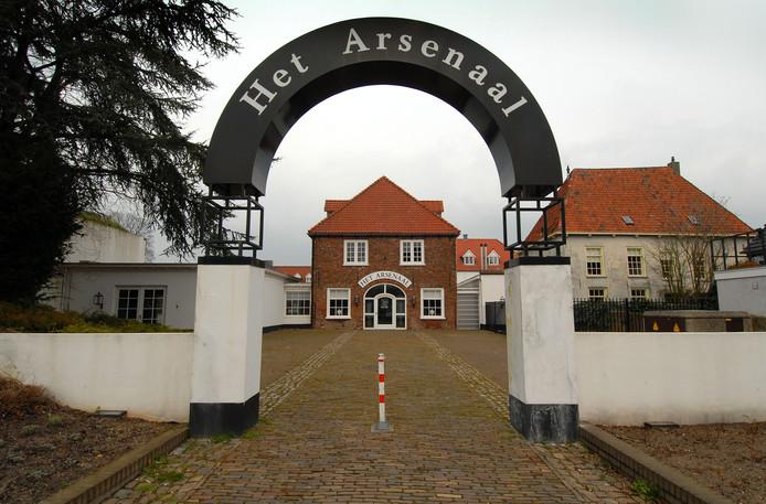 Het Arsenaal in Grave krijgt met Keijser&Co een nieuwe bestemming.