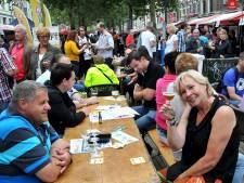 Bierfestival met deelnemers uit Nederland en België