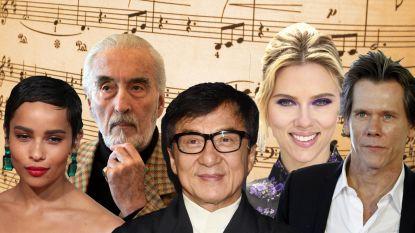 Metalgroep of geheime carrière in Japan: van deze beroemdheden wist je niet dat ze ook zingen