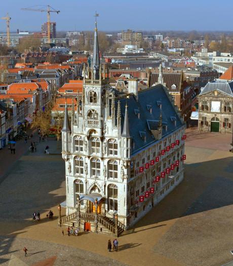 D66 Gouda ontdekt lek op website gemeente