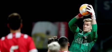 NEC neemt goalie Branderhorst transfervrij over van Willem II