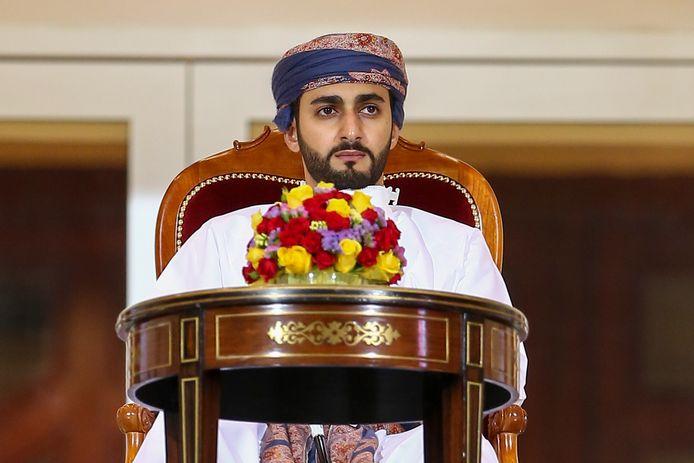Deze DhiYazan is de nieuwe kroonprins van Oman