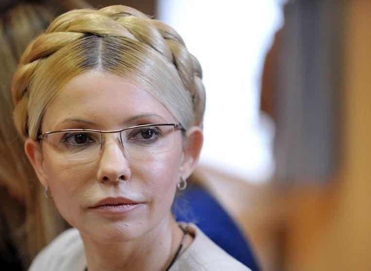 Joelia Timosjenko. © ANP Beeld