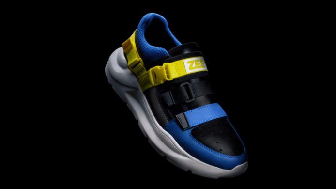 De Hybrid Z sneaker van de Nederlandse kledingketen kost 200 euro.