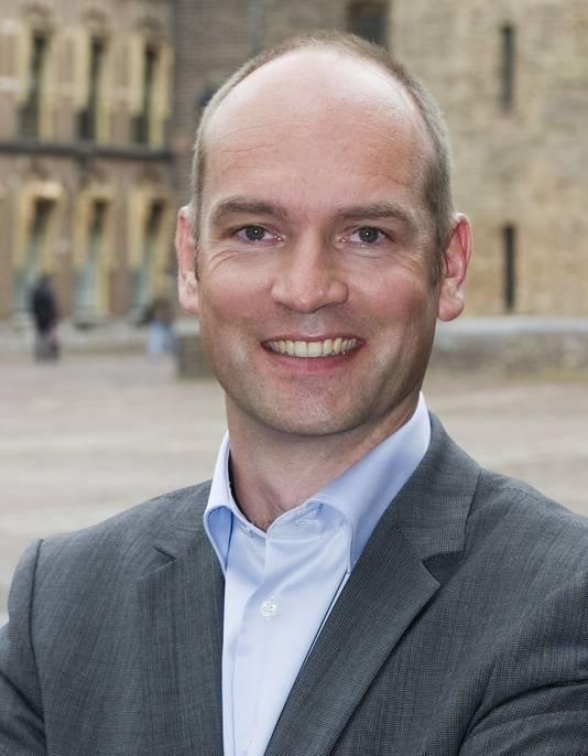 Tweede Kamerlid Gert-Jan Segers van de ChristenUnie