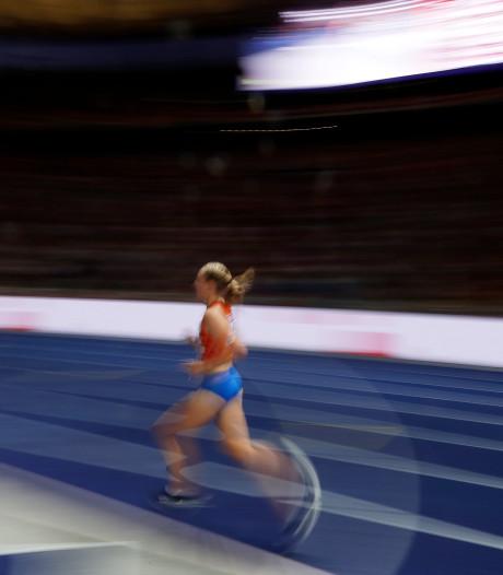 Vastenburg ziet van een afstandje Krumins schitteren bij EK atletiek