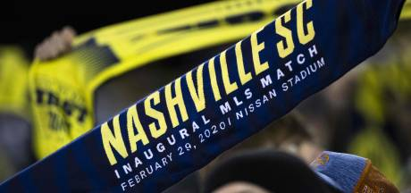 Nashville SC uit MLS-toernooi na positieve coronatests