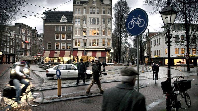 Het Spui. Beeld Klaas Fopma / www.klaasfopma.nl