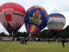 Ballonfestival Averboys Heino afgelast vanwege weer