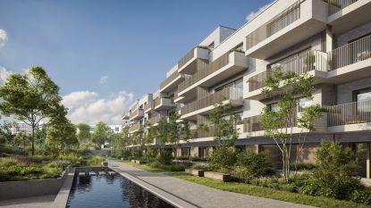 Oude steenkapperij maakt plaats voor 82 appartementen