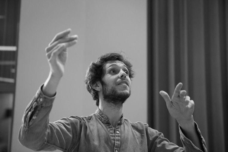 Raphaël Pichon Beeld Carolina Arantes