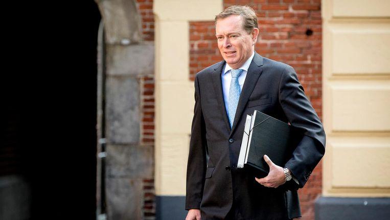 Minister Bruno Bruins van Medische Zorg. Beeld anp