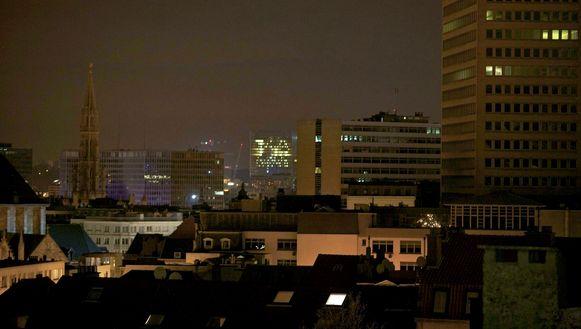 Lichten uit tijdens Earth Hour, een van de initiatieven die de aandacht op het milieu vestigen.