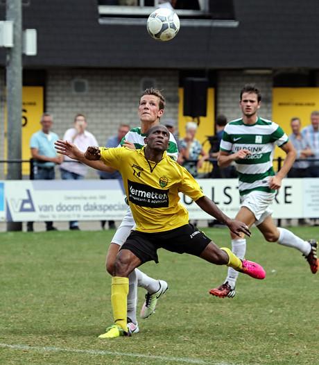 Amoah stopt per direct met voetballen: 'Het is mooi geweest'