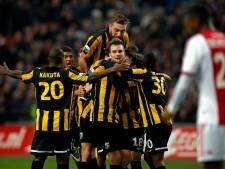Vitesse doet het vaak goed bij Ajax