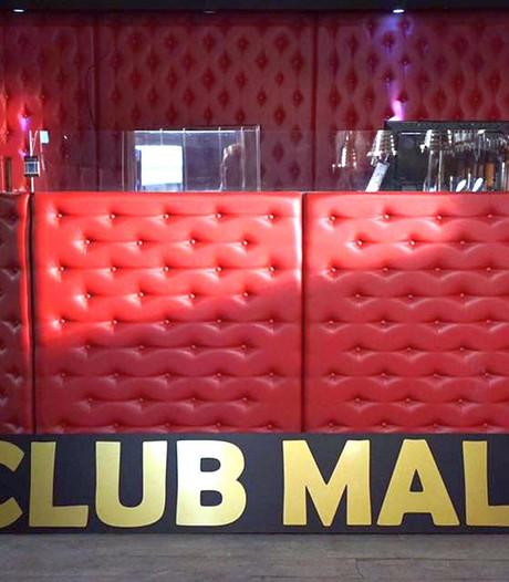Club Malie moet drie maanden dicht