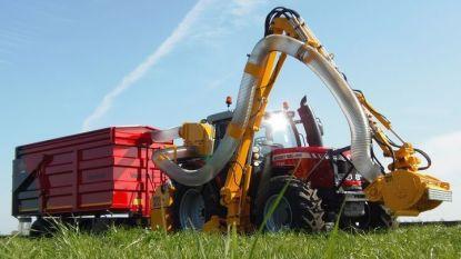 Gemeente investeert 340.000 euro in tractor met maaiarm, opzuigbak en containeraanhangwagen