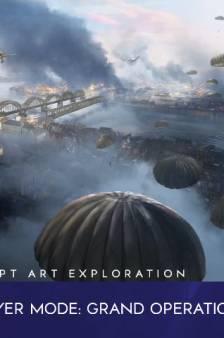 Spelers Battlefield V wanen zich in Rotterdam tijdens Tweede Wereldoorlog