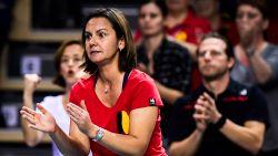 """Dominique Monami niet langer coach van Fed Cup-team: """"Wisselwerking bleek niet meer optimaal"""""""