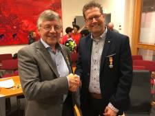 Twee Boekelse raadsleden Lid in de Orde van Oranje Nassau