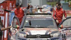 Dakar 2018: Fransman Despres wint tweede rit, coach Villas-Boas debuteert met 42ste tijd