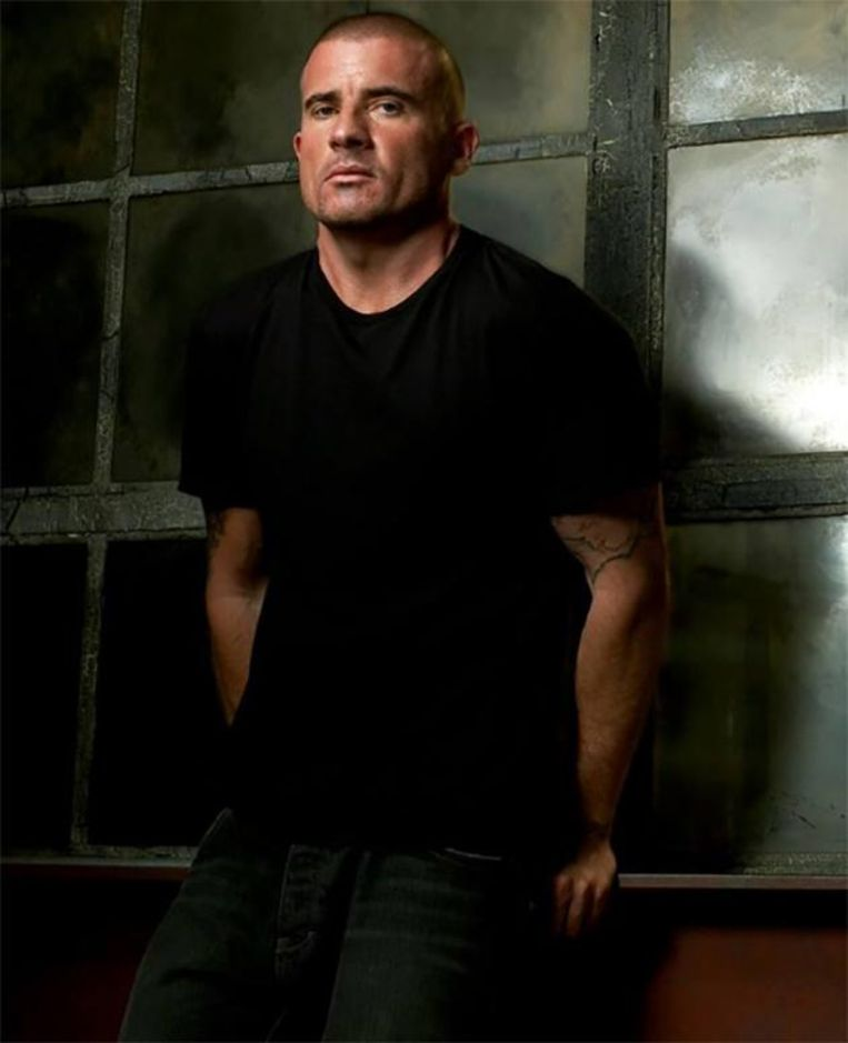 Dominic Purcell als Lincoln Burrows
