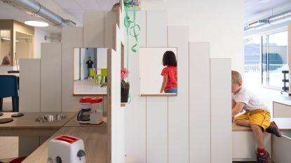 """Nieuwe BKO Villa Kakelbont opent deuren: """"Kinderen mogen mee afwerking en speelgoed uitkiezen"""""""