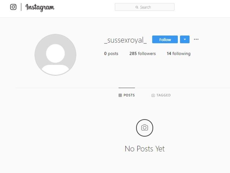 Kevin Keiley is niet bepaald erg actief op Instagram.