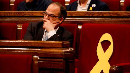 Derde poging mislukt: nog altijd geen Catalaanse president