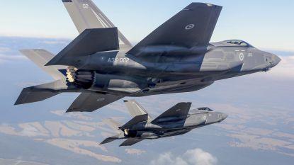 Turkse F-35-piloten niet welkom in de VS