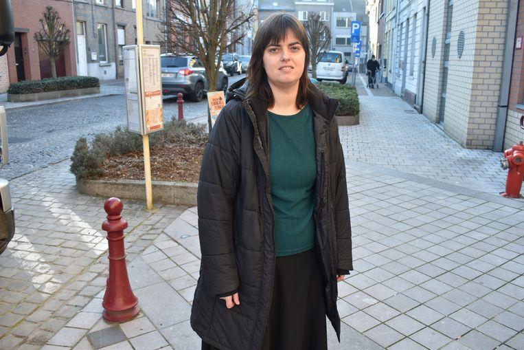 Emma Van der Maelen.