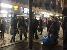 Geen treinverkeer tussen Bergen op Zoom en Roosendaal