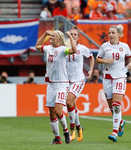 Deense voetbalsters en voetbalbond akkoord over arbeidsvoorwaarden