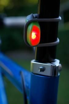 Bekeuringen voor fietsen zonder licht