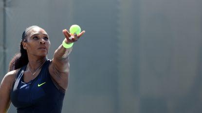 Voor het eerst sinds 2012: Serena Williams lijdt nederlaag tegen speelster buiten top 100