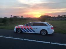 'Spookauto' in beslag genomen op A50 bij Eindhoven