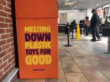 Au Royaume-Uni, Burger King abandonne les jouets en plastique et recycle les anciens