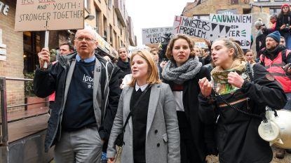 Klimaatjongeren teleurgesteld na klimaatdebat in Straatsburg