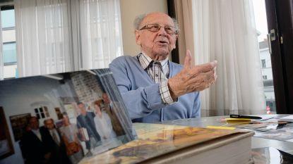 Bomvolle kerk neemt afscheid van monument Bert Dewilde